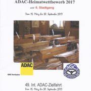 Titelseite der Broschüre zur Bildersuchfahrt